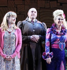 Matilda the Musical: 4 House Seats Followed by a Tour Hosted by Lesli Margherita (Mrs. Wormwood)