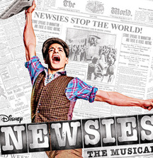 Newsies: 2 House Seats Followed by a Tour with Kara Lindsay (Katherine Plumber)