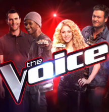 2 tickets to a live taping of NBC's The Voice, in Los Angeles