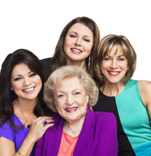 4 Tickets to a Filming of Hot in Cleveland, in Los Angeles
