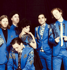 Watch Arcade Fire Perform Live from Side Stage & Receive 2 VIP Tickets to the SOLD OUT Coachella Musical April 11-13