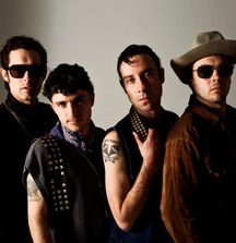 Meet The Black Lips & Receive 2 Artist Guest List Tickets to a Concert of Your Choice Plus a Signed LP!