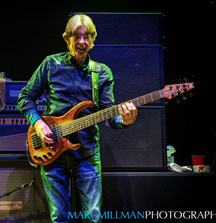 Meet Phil Lesh & Receive 4 VIP Tickets in the Presidential Box for his April 9, 10, 11 or 12 Show at The Capitol Theatre