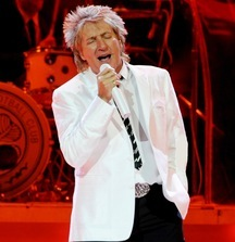 Go Backstage and Meet the Iconic Rod Stewart with 2 Tickets to an Upcoming Show at The Colosseum at Caesar's Palace in Las Vegas