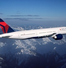 Round Trip First/Business Class Airfare within the United States, Canada, Mexico and the Caribbean Courtesy of Delta Air Lines