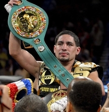 Training Session with WBC World Champion Boxer Danny Garcia + VIP Seats to Rocky on Broadway