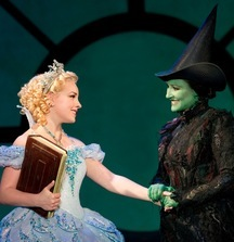 Go Backstage & Watch Elphaba