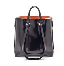 2 Tickets to CoSTUME NATIONAL's September 2014 Womenswear Show in Milan & Take Home a Patent Leather Tote