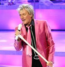 4 VIP Tickets to See Rod Stewart at Caesars Palace in Las Vegas