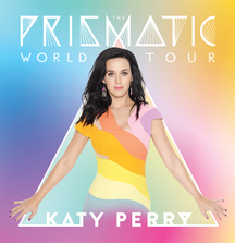 4 VIP Packages to the Katy Perry Show of Your Choice on The Prismatic World Tour