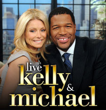4 Tickets to LIVE with Kelly & Michael in NYC