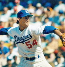 Pitching Lesson with Dodgers' 1988 Champion Tim Leary in LA