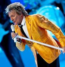 4 FRONT ROW Tickets to See Rod Stewart in Englewood, CO on August 12