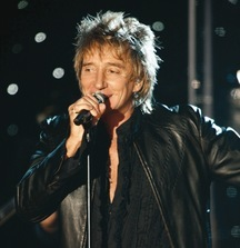 4 FRONT ROW Tickets to See Rod Stewart in Rosemont, IL on August 16