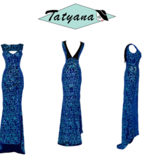 One-of-a-Kind Gown by Tatyana