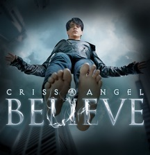 Premium Access for 2 to Criss Angel's Believe by Cirque Du Soleil and Meet Criss After the Show, in Las Vegas