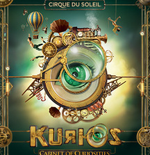 Premium Experience for 2 at the Kurios Gala Premiere on August 28 in Toronto Plus Airfare from Las Vegas