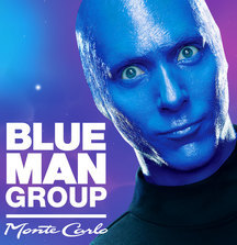 Dream Blue Man Group Package in Vegas for 8, Including Onstage & Backstage Access and Meet & Greet