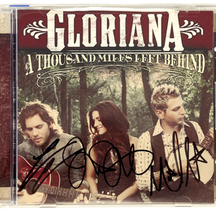 Receive a Signed Gloriana CD & Signed Poster