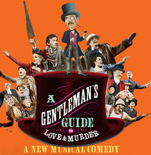 2 Tickets to the Broadway Musical A Gentlemen's Guide to Love and Murder in NYC This Spring