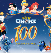 Meet a Disney Character with 4 House Seats to an Upcoming Disney on Ice Performance