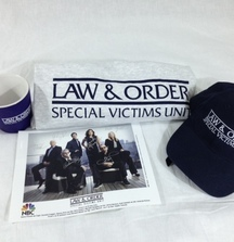 Law & Order: Special Victims Unit Ultimate Fan Package!