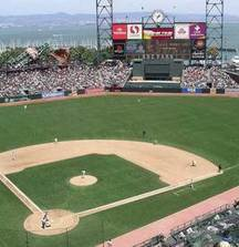 Head to AT&T Park with Pre-Game Field Passes, a Dugout Visit and 4 Field Club Tickets to a San Francisco Giants Game of Your Choice