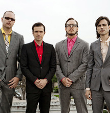 Meet Weezer & Receive 2 Artist Guest List Tickets to a Show of Your Choice