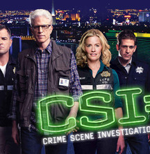 Meet Ted Danson on the Set of CSI in LA