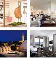 2 Day Stay in Florence for 2 Courtesy of the Lungarno Collection