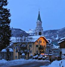 Weeklong Stay for 2 in the Hotel Ambra of Cortina d'Ampezzo, One of the Most Famous Mountain Towns in Italy