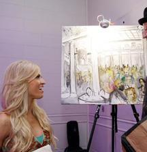 Take Home a Frenchy Live Piece of Art from the WWE Superstars for Kids Event on April 3 in New Orleans