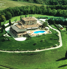 1 Night Stay for 2 at Relais Todini in Italy's Umbria Region