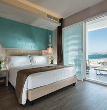 1 Night Stay for 2 in Riccione, Italy's Entertainment Capital