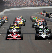 Start Your Engines with 4 VIP Tickets to the Indy 500, plus Pit and Garage Passes on May 25