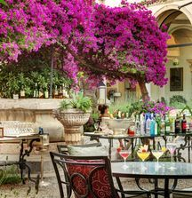 2 Night Stay for 2 at San Domenico Palace Hotel in Sicily