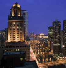Receive 3 One Night Stays in a Deluxe King Room at the Hard Rock Hotel Chicago
