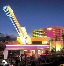 2 Night Stay in the HRH All-Suite Tower at the Hard Rock Hotel & Casino Las Vegas Plus 2 Spa Treatments at Reliquary
