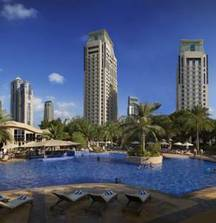 Spend 2 Nights in a Tower Room with Breakfast for 2 at Habtoor Grand Beach Resort & Spa in Dubai, UAE