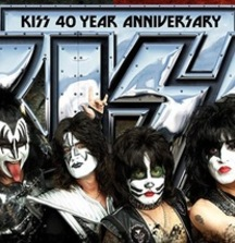 Meet KISS with 2 VIP Passes & More to a 2014 Summer Concert of Your Choice Plus Gene Simmons Signed Guitar & Paul Stanley Signed Guitar