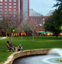 Enjoy a 2 Night Stay in a Suite for 4 with Breakfast and Parking at Hilton Anatole Hotel in Dallas, TX