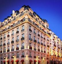 Receive a 2 Night Stay in a Prestige Room with Breakfast for 2 at Hotel Le Bristol Paris in Paris