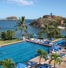Spend 7 Nights in a Brisas Beach Club Suite on the All-Inclusive Package for 2 at Las Brisas Huatulco, Mexico