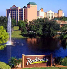 Receive a 4 Night Stay at the Radisson Resort Orlando Celebration