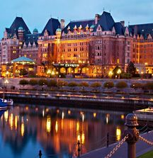 Receive a 2 Night Stay in a Deluxe Room at The Fairmont Empress