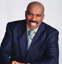 Meet Steve Harvey with 4 Tickets to the Steve Harvey Show