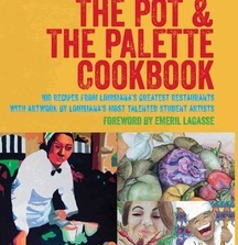 Enjoy Cooking Classes for 2 in New Orleans and The Pot & Palette Cookbook