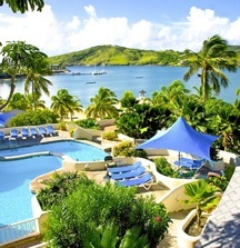 Receive 7 Night Luxury Caribbean Resort Accommodations at St. James Club in Antigua
