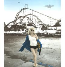 Debbie Harry, NYC 1977, 2014 Silkscreen By Bob Gruen & Gary Litchenstein
