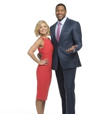 Take a Photo with Michael Strahan & Receive 4 VIP Tickets to a Taping of LIVE with Kelly and Michael in NYC